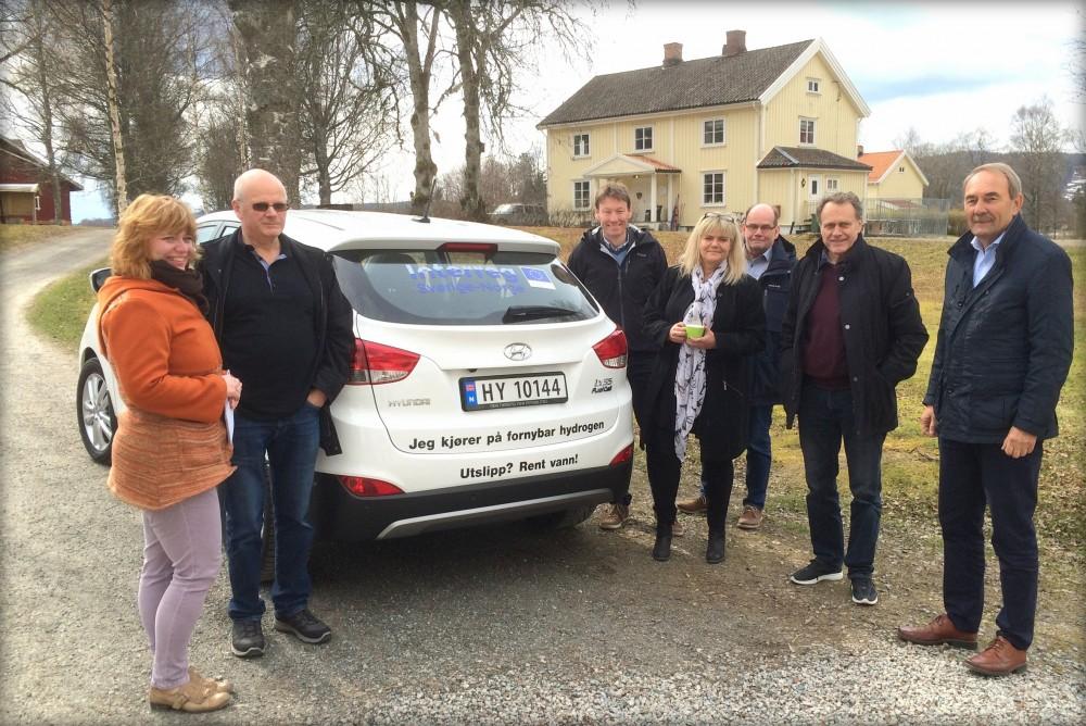 styringskomiteen for lnterreg Sverige-Norge RED