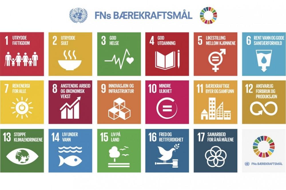 Nor-Shipping har gjort om FNs bærekraftmål til 17 konkrete maritime mål.